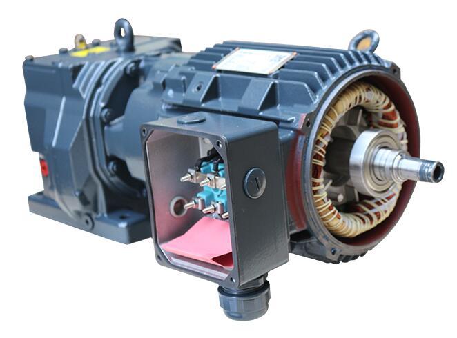 西门子全新齿轮箱高效减速电机